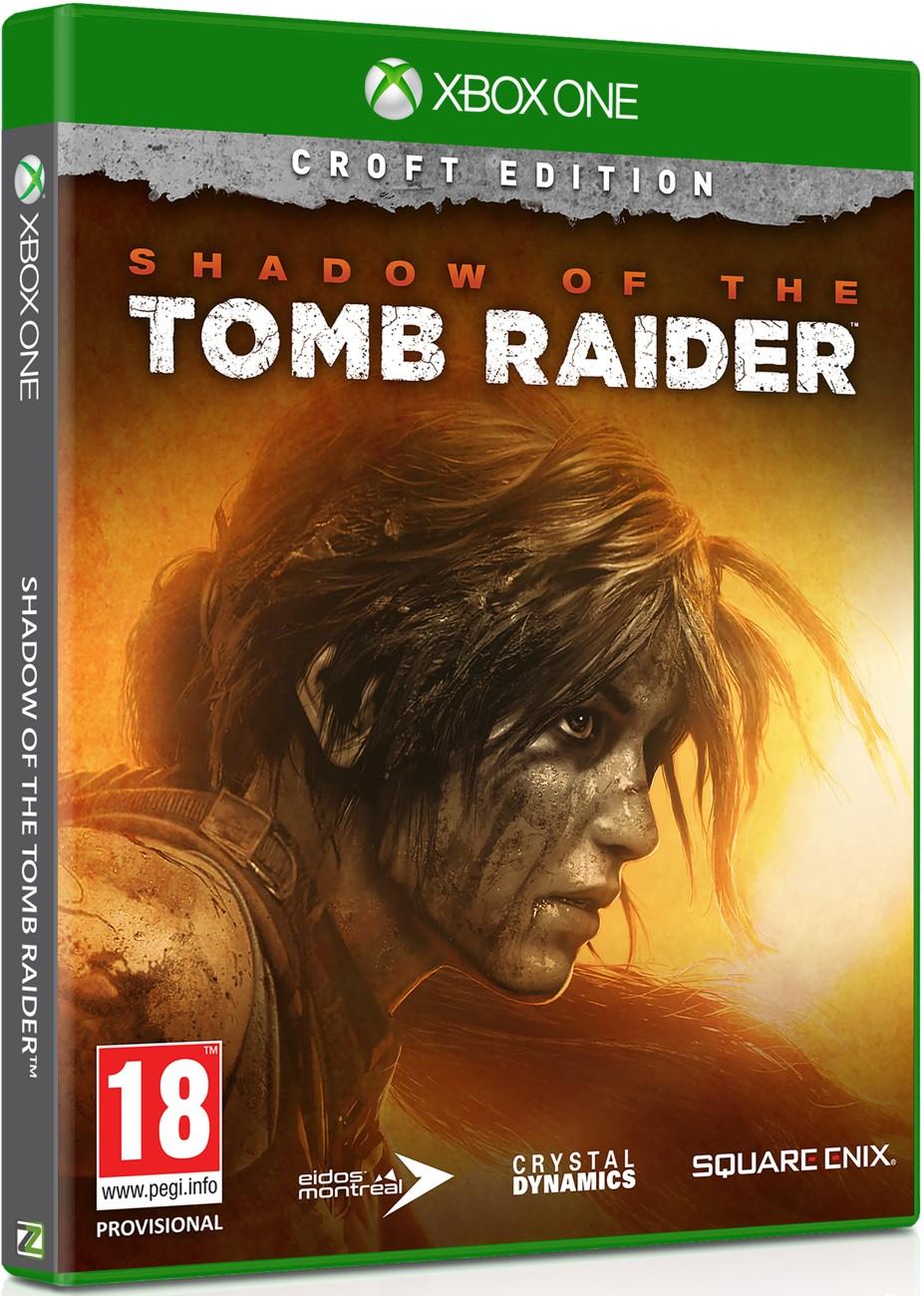 Shadow of Tomb Raider Croft Edition - Xone