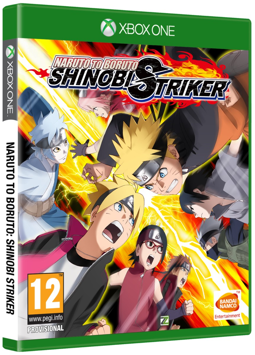 Naruto to Boruto: Shinobi Striker - Xone