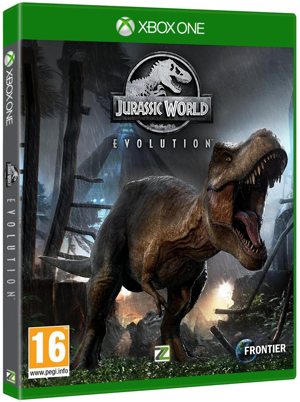 Jurassic World Evolution - Xone