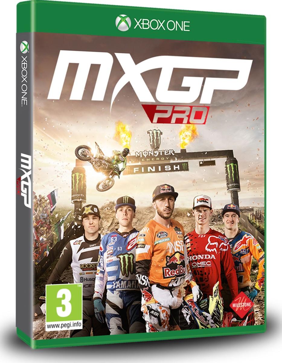 MXGP PRO - Xone