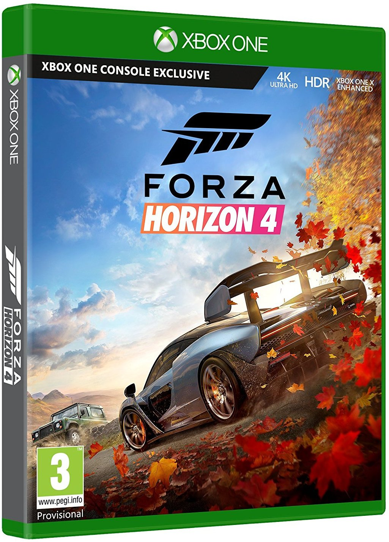 Forza Horizon 4 - Standard Edition - Xone