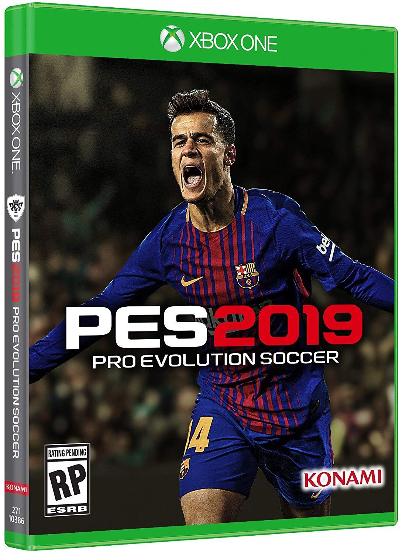 Pro Evolution Soccer 2019 - Xone