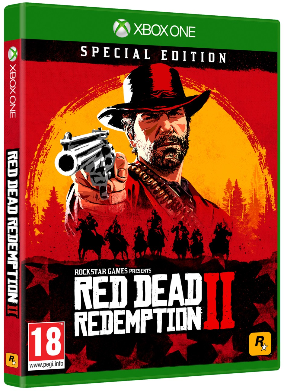 Red Dead Redemption 2 Special Edition - Xone