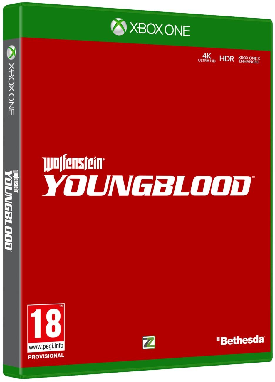 Wolfenstein Youngblood - Xone