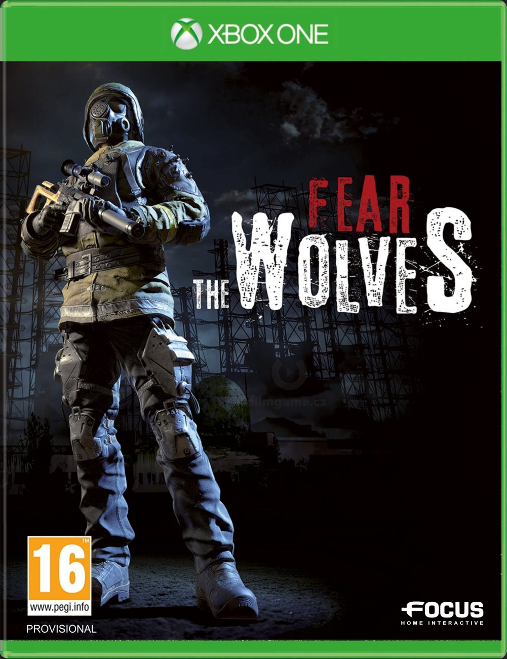 Fear the Wolves - Xbox One