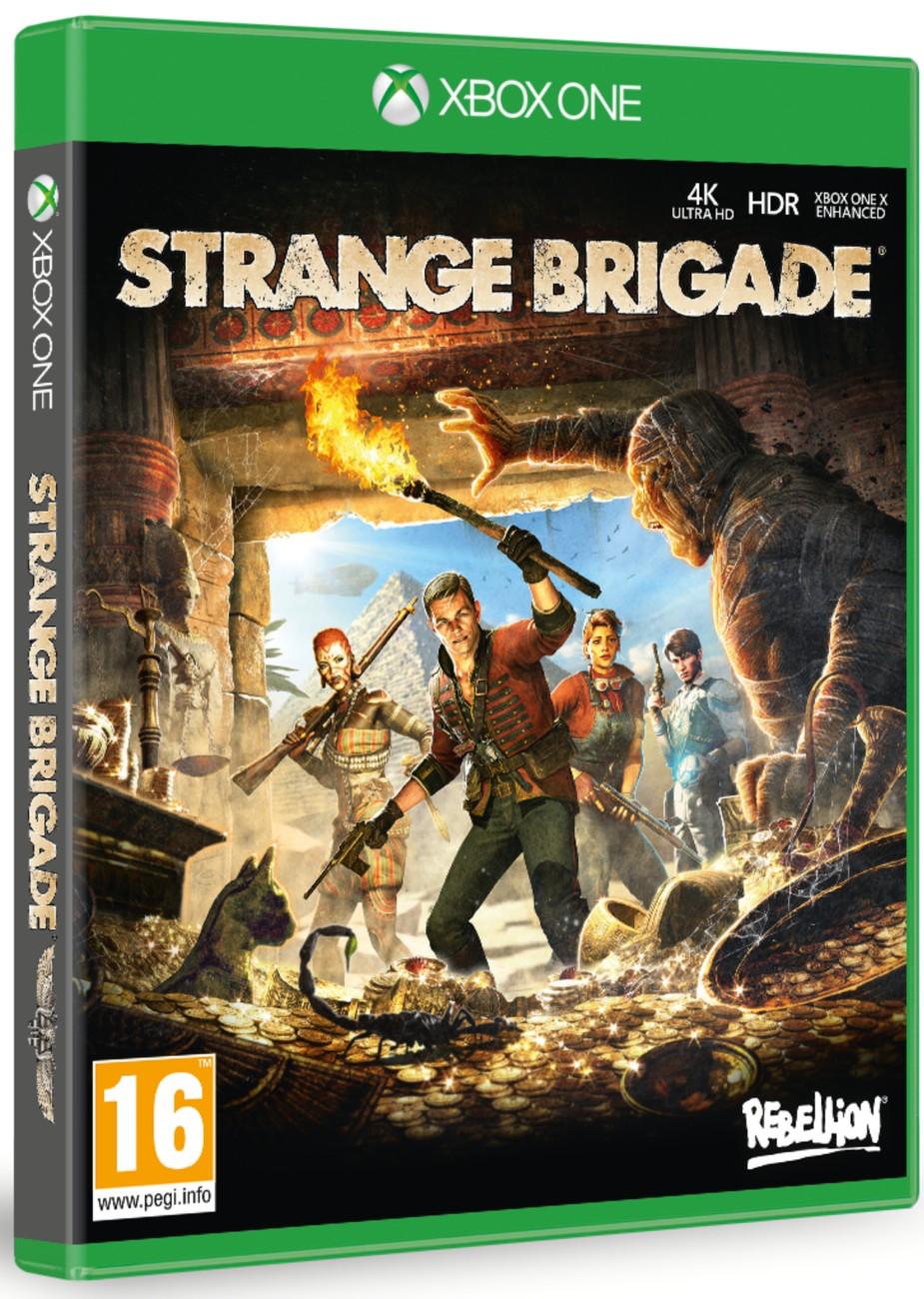 Strange Brigade - Xone