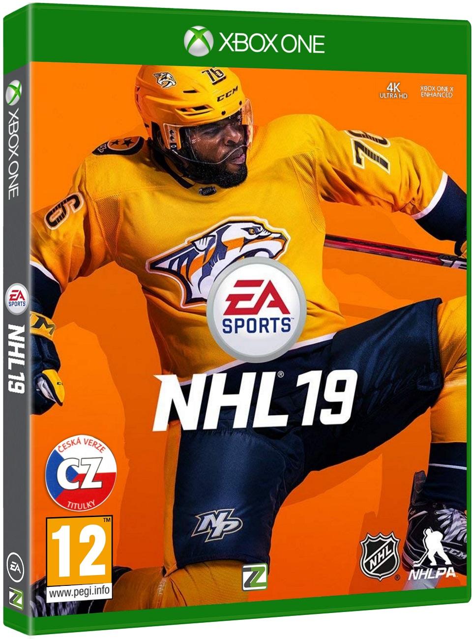 NHL 19 - Xone