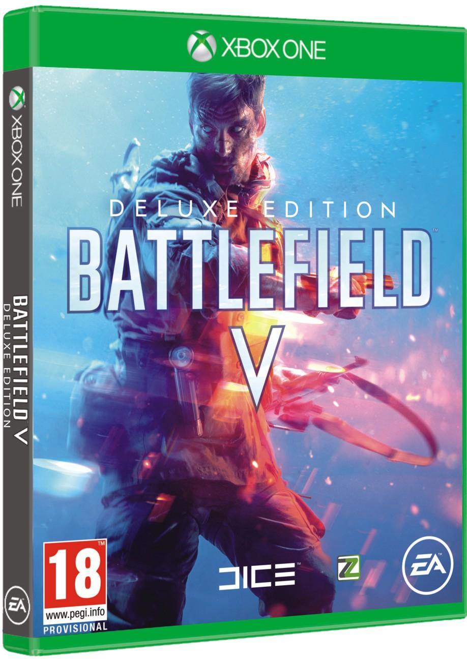 Battlefield V Deluxe Edition - Xone