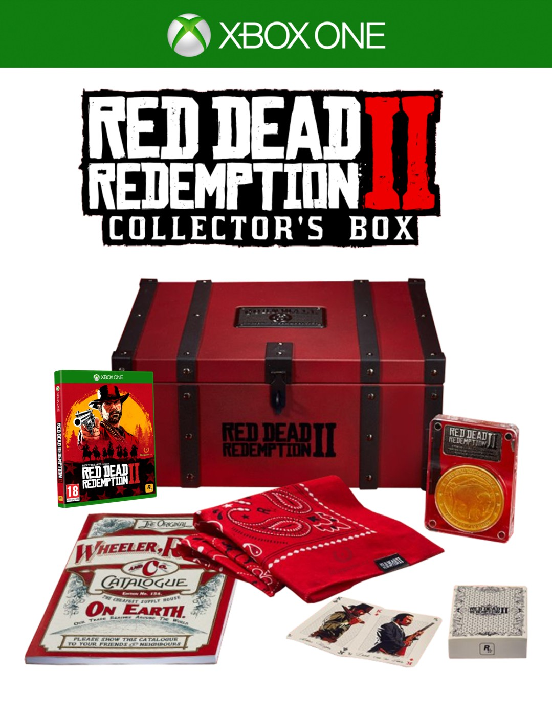Red Dead Redemption 2 (Collector's Edition) - Xone
