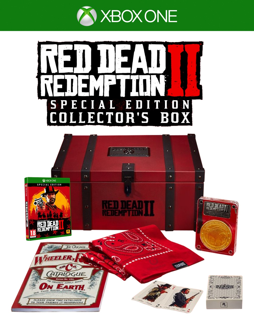 Red Dead Redemption 2 (Special Collector's Edition) - Xone