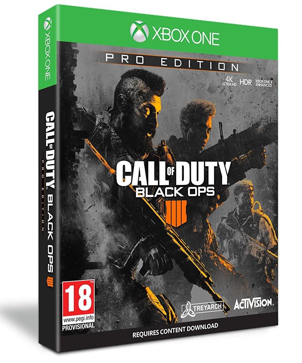 Call of Duty: Black Ops 4 Pro Edition - Xone