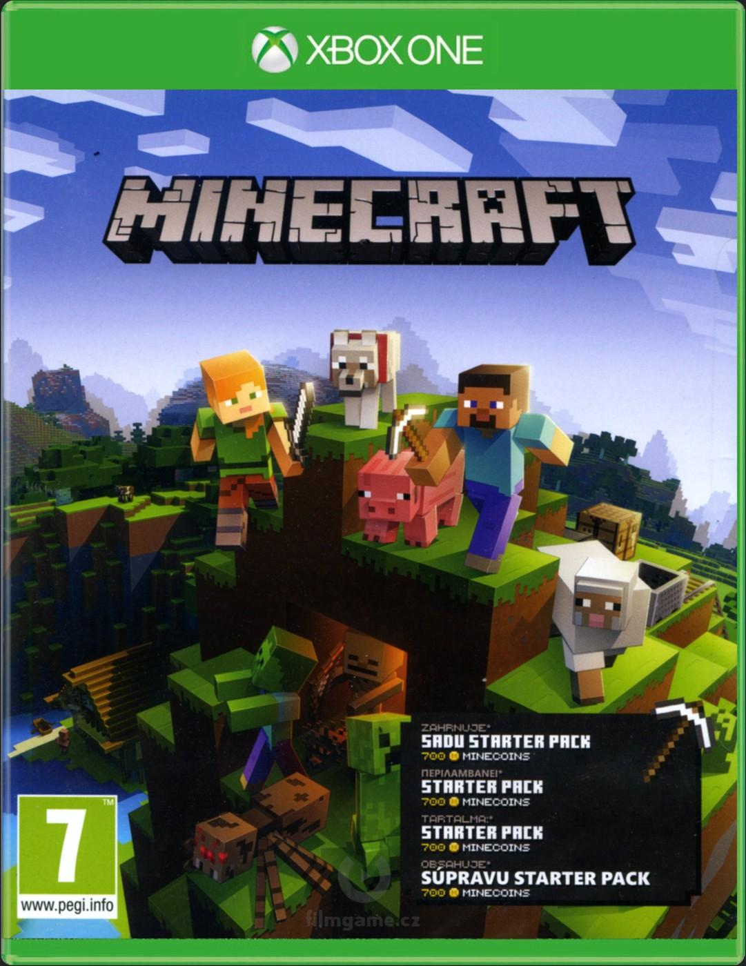 Minecraft Starter Collection - Xone