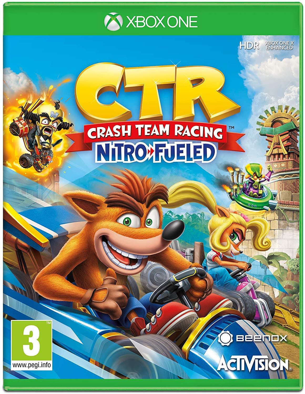Crash Team Racing Nitro-Fueled - Xone