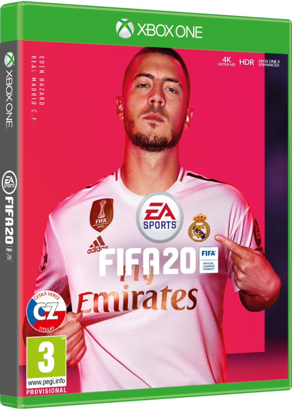 FIFA 20 CZ - Xbox One