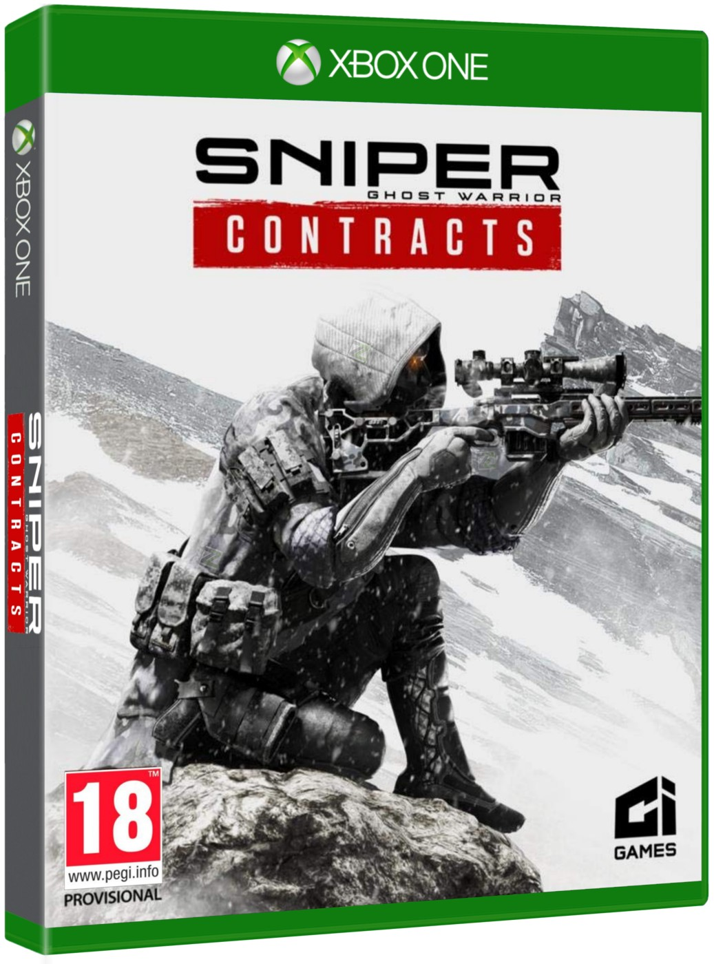 Sniper: Ghost Warrior Contracts - Xbox One