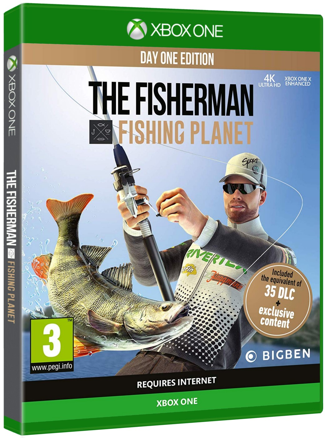 The FisherMan: Fishing Planet (Day One Edition) - Xbox One