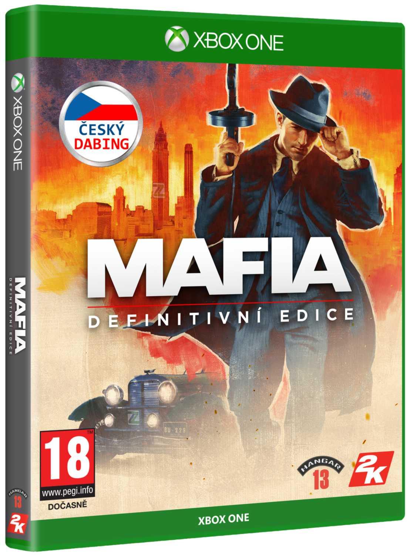 Mafia 1 Definitive Edition CZ - Xbox One