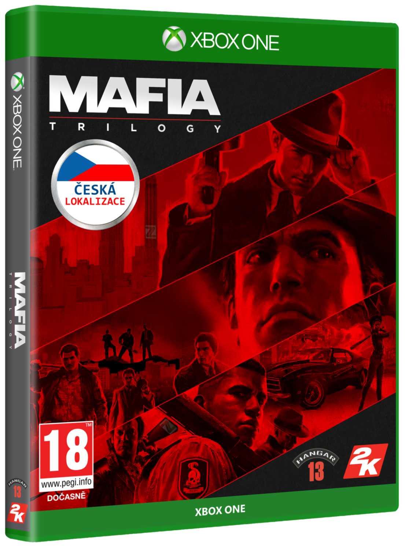Mafia Trilogy CZ - Xbox One