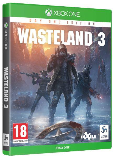 Wasteland 3 Day One Edition - Xbox One
