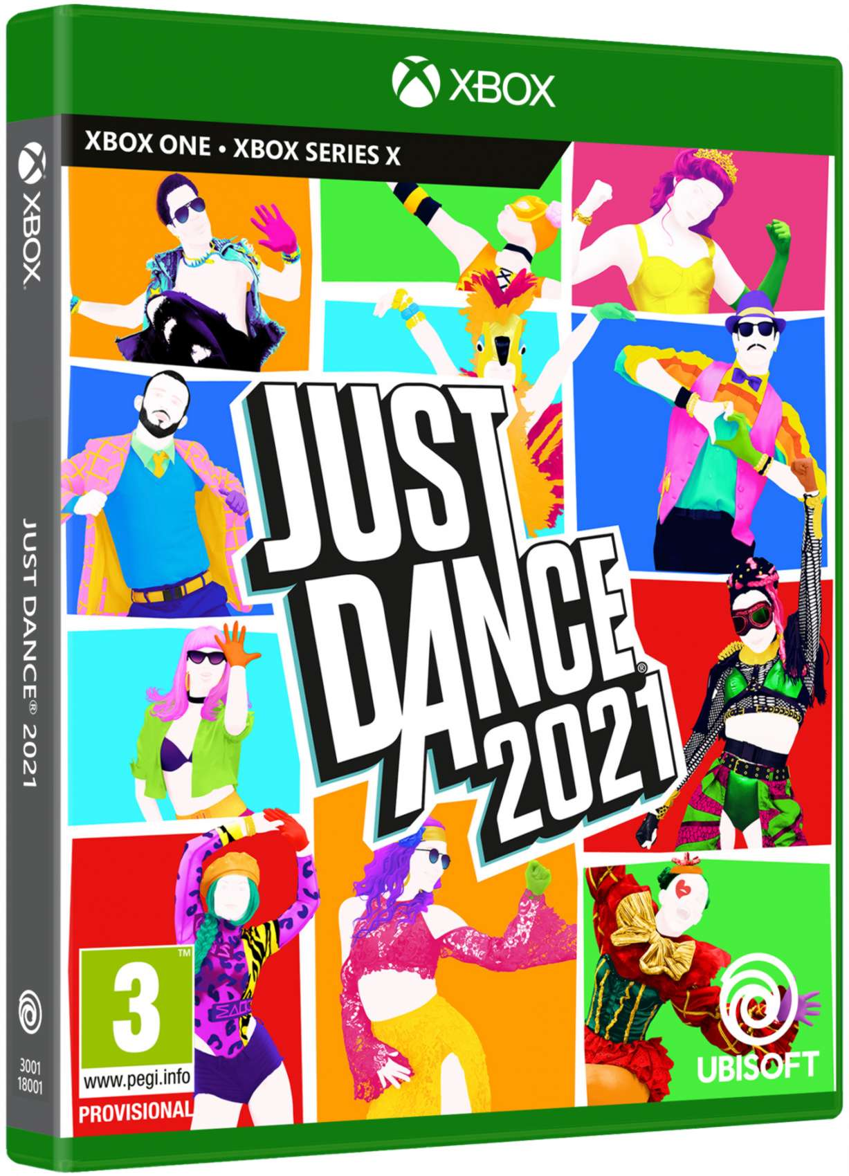 Just Dance 2021 - Xone/XSX