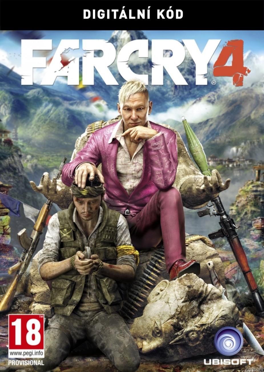 ESD Far Cry 4 - PC Digital