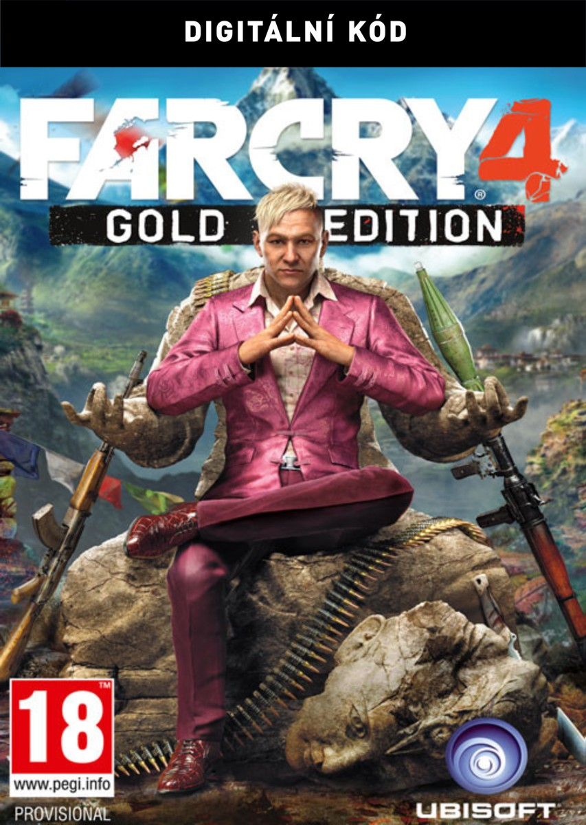 ESD Far Cry 4 Gold Edition - PC Digital