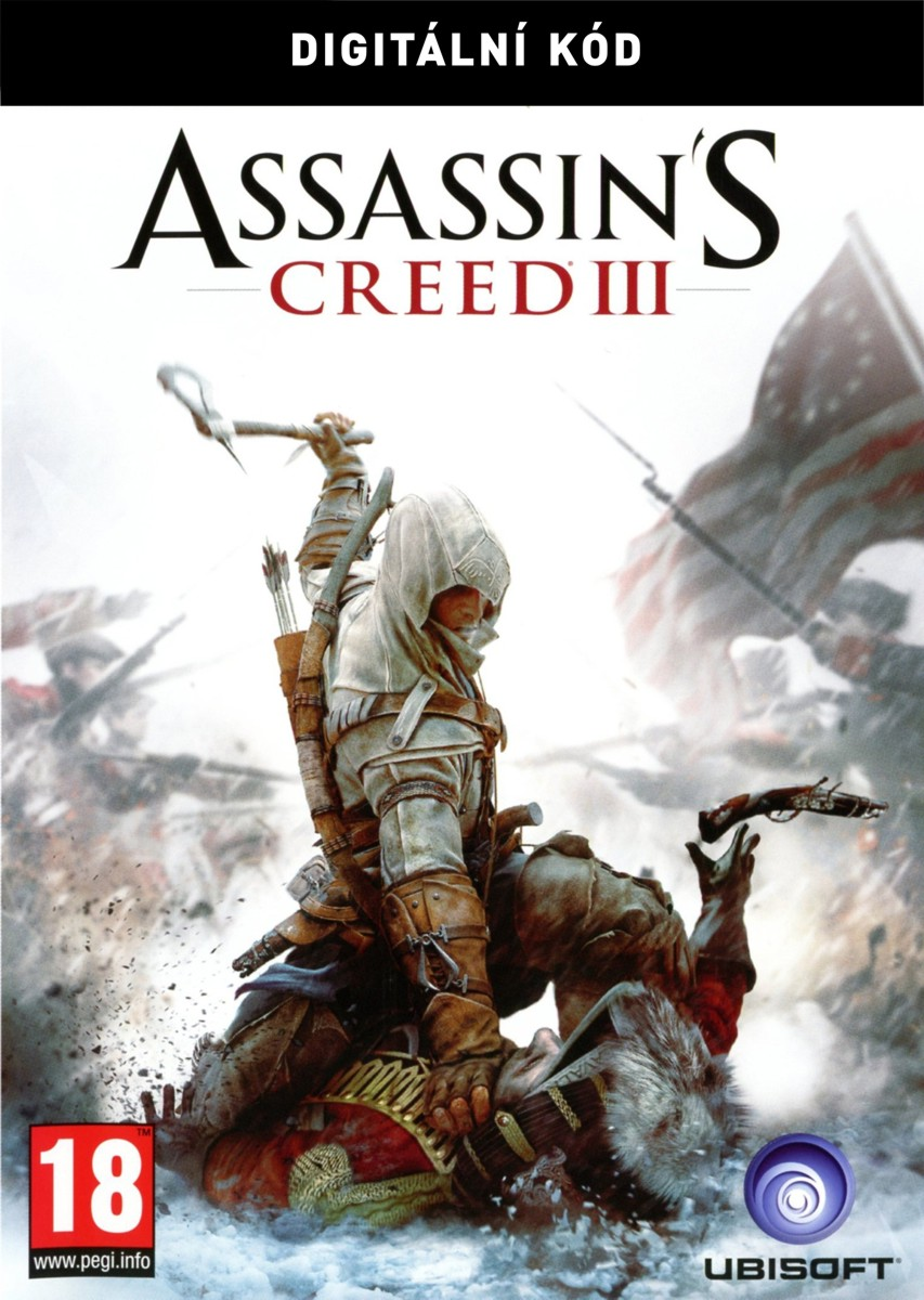ESD Assassins Creed 3 - PC Digital