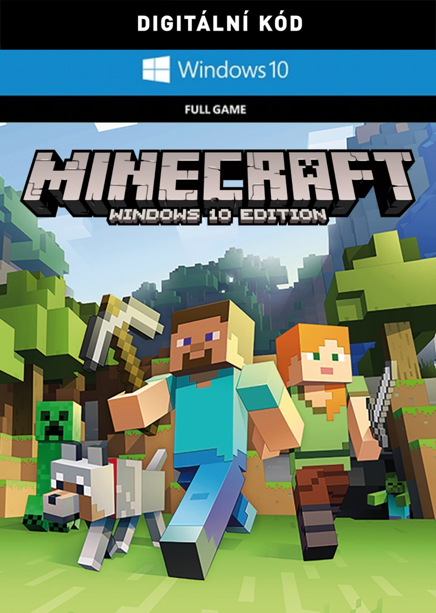 ESD Minecraft Windows 10 Edition - PC Digital