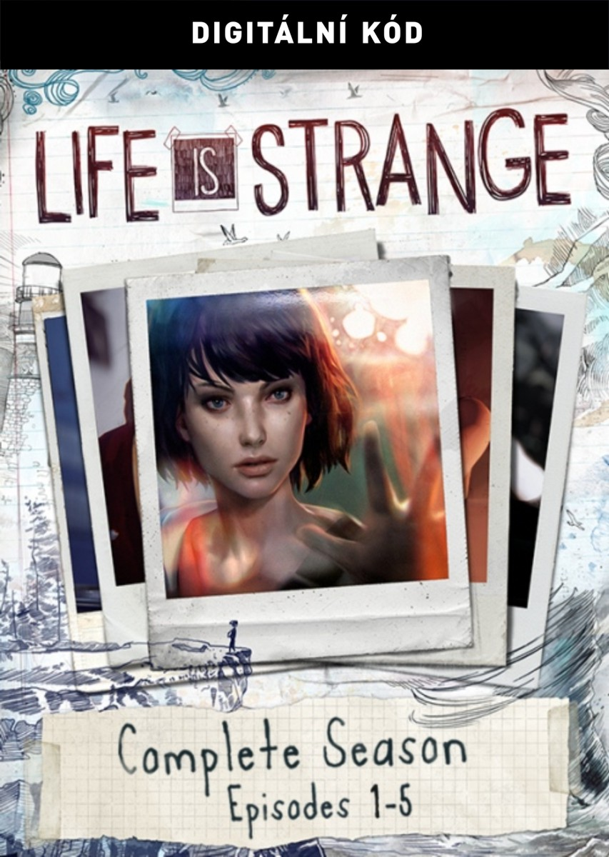 ESD Life Is Strange Complete Season (Episodes 1-5) - PC Digital