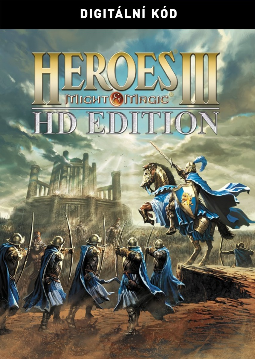 ESD Heroes of Might and Magic III – HD Edition - PC Digital