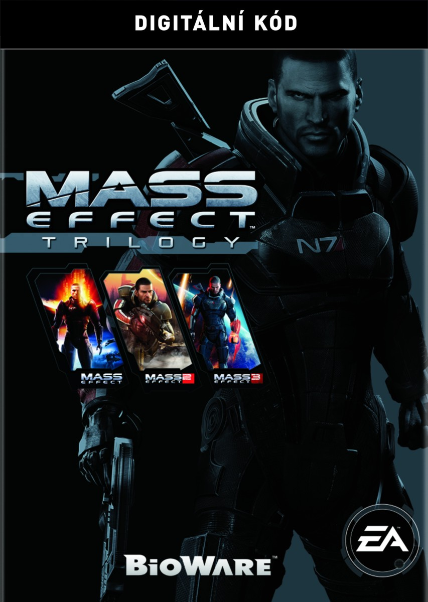 ESD Mass Effect Trilogy - PC Digital