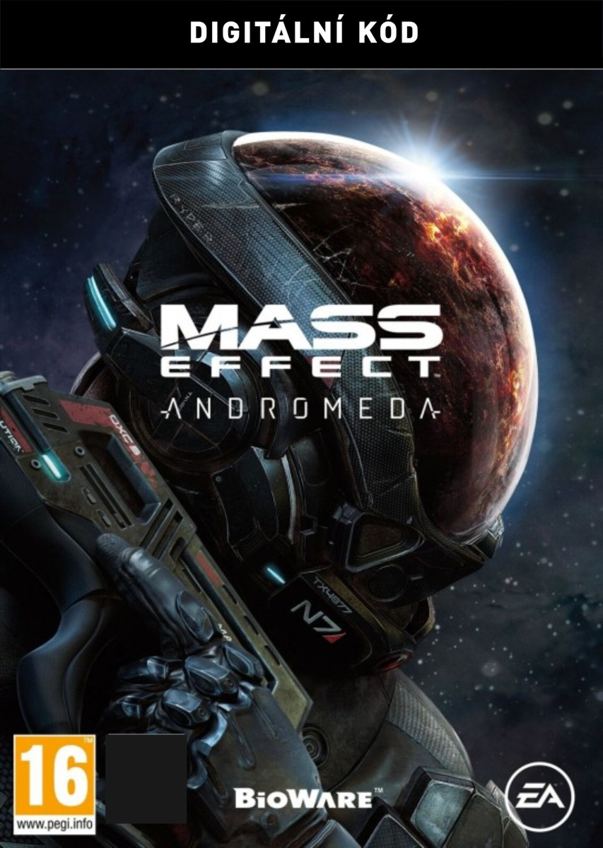 ESD Mass Effect 4 Andromeda - PC Digital