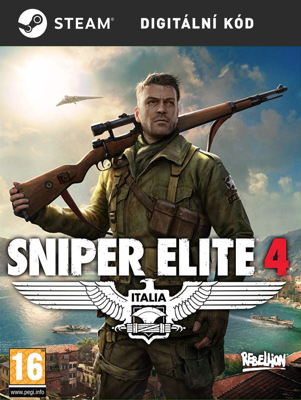 ESD Sniper Elite 4 - PC Digital