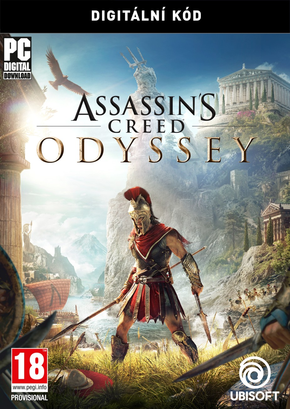 ESD Assassin's Creed Odyssey - PC Digital