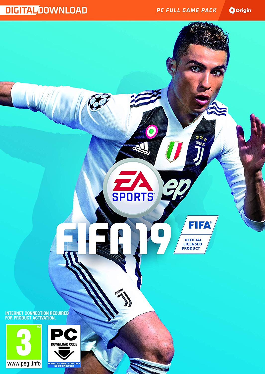 ESD FIFA 19 - PC Digital