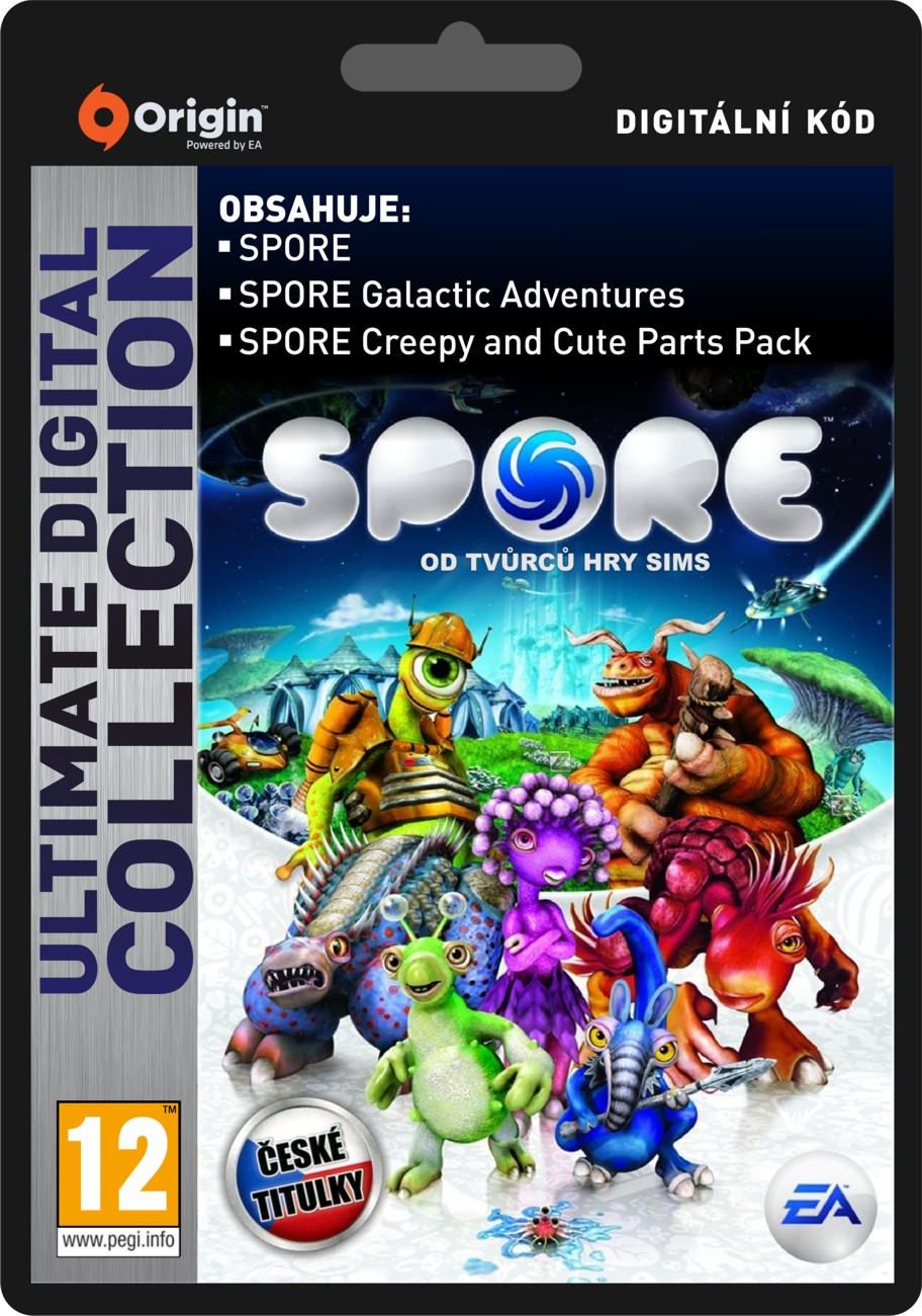 ESD SPORE Complete Pack - PC Digital