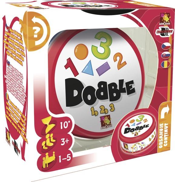 Dobble - 1-2-3 (1/6)