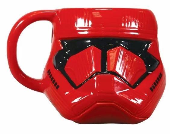 Star Wars IX - 3D hrnek keramický