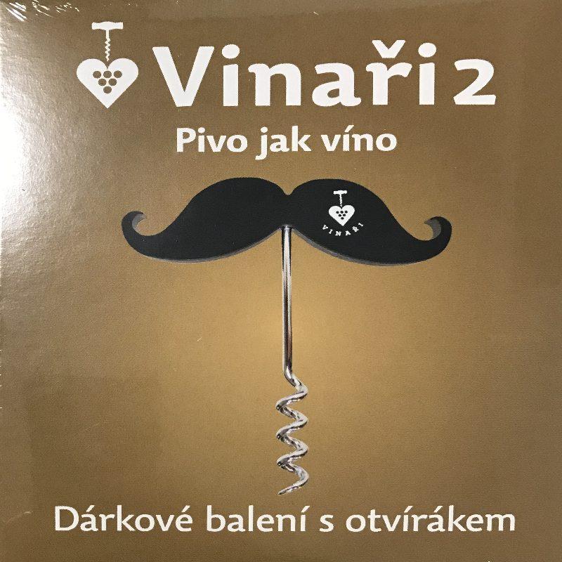 Vývrtka na víno - Vinaři