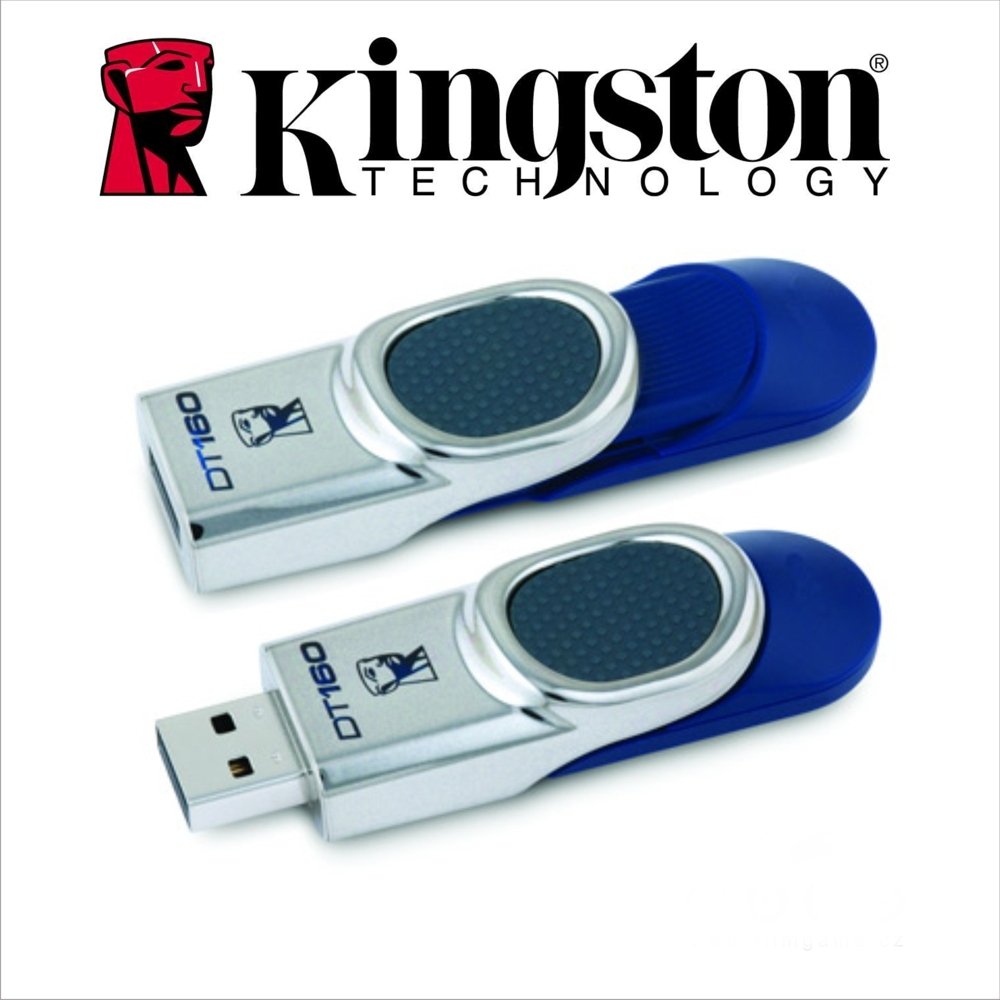 KINGSTON USB DATATRAVELER SE9 - 16GB - SILVER