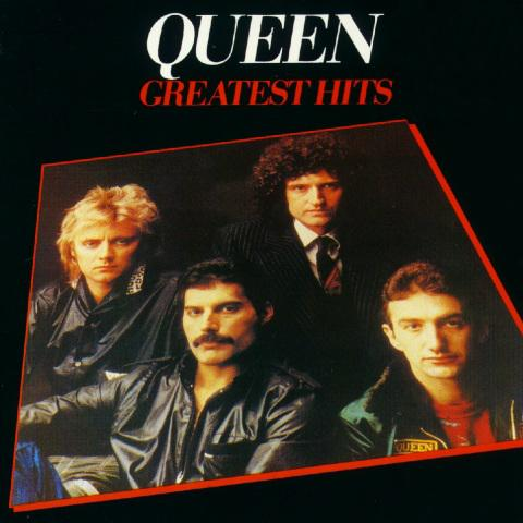 detail QUEEN - GREATEST HITS - CD