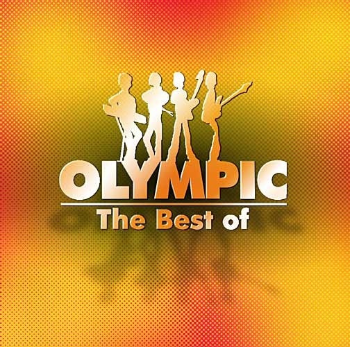 OLYMPIC - THE BEST OF - 2 CD