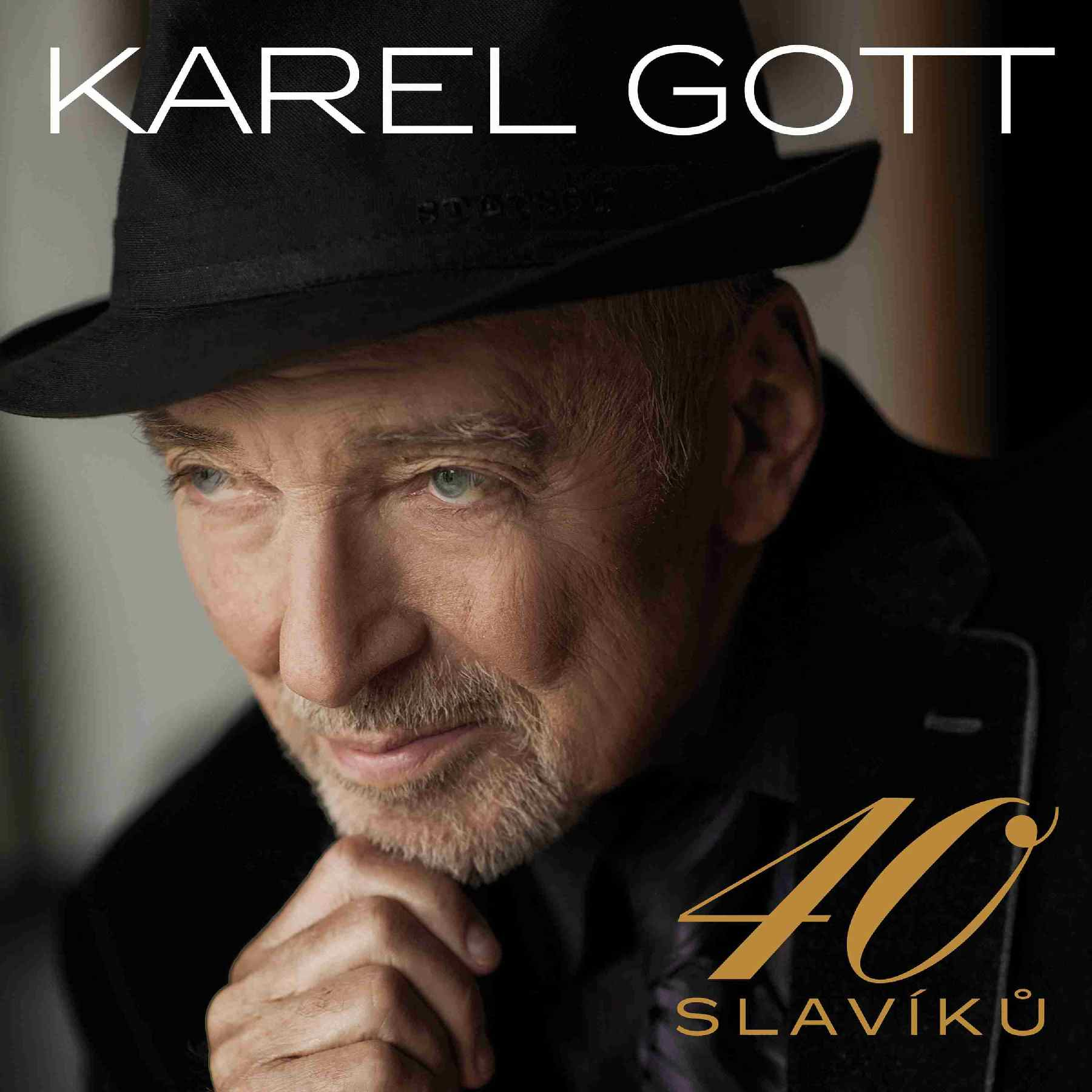 GOTT KAREL - 40 SLAVÍKŮ - 2CD