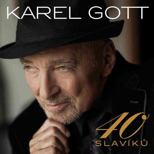detail Gott Karel - 40 Slavíků - 2CD
