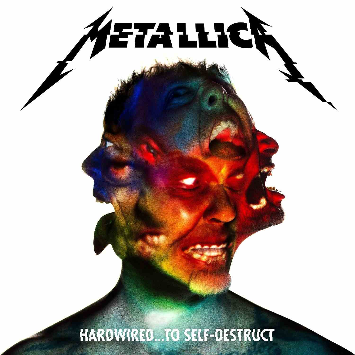 METALLICA - Hardwired...To Self-Destruct - 2 CD