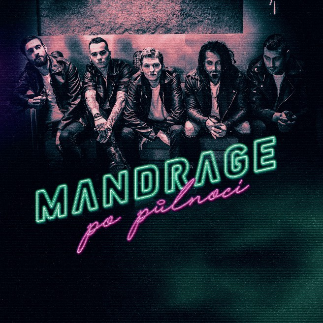 Mandrage - Po půlnoci - CD