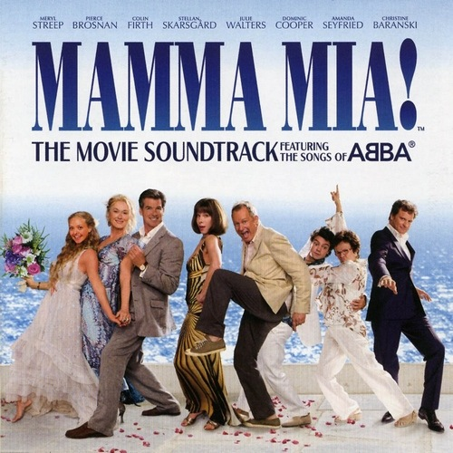 Mamma Mia! The movie - soundtrack - CD