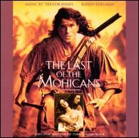 detail The Last of the Mohicans - Original Motion Picture Soundtrack - CD