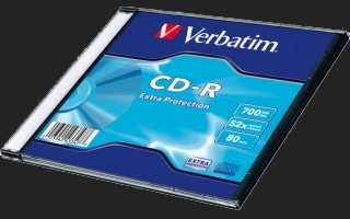 Verbatim CD-R 700MB slim