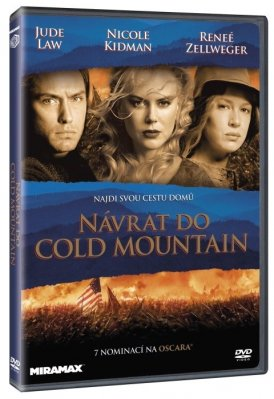 Návrat do Cold Mountain - DVD